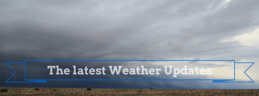 Weather Page Banner