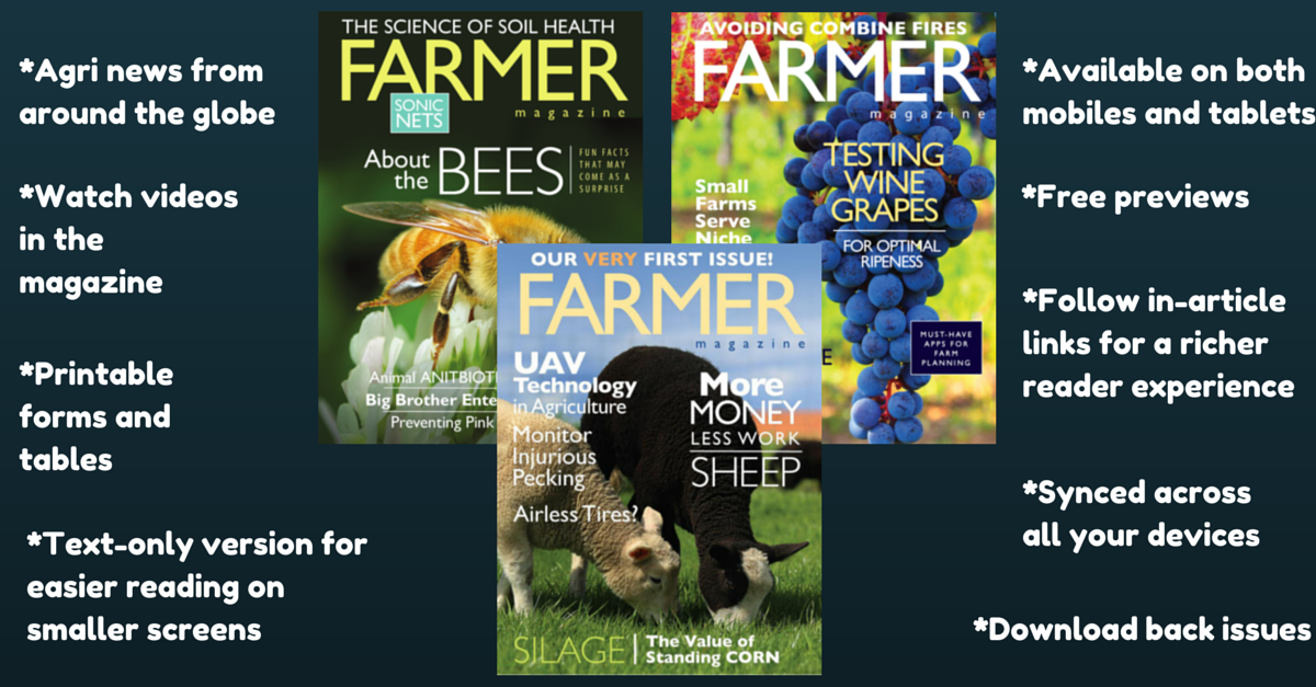 Farmer magazine on the app store