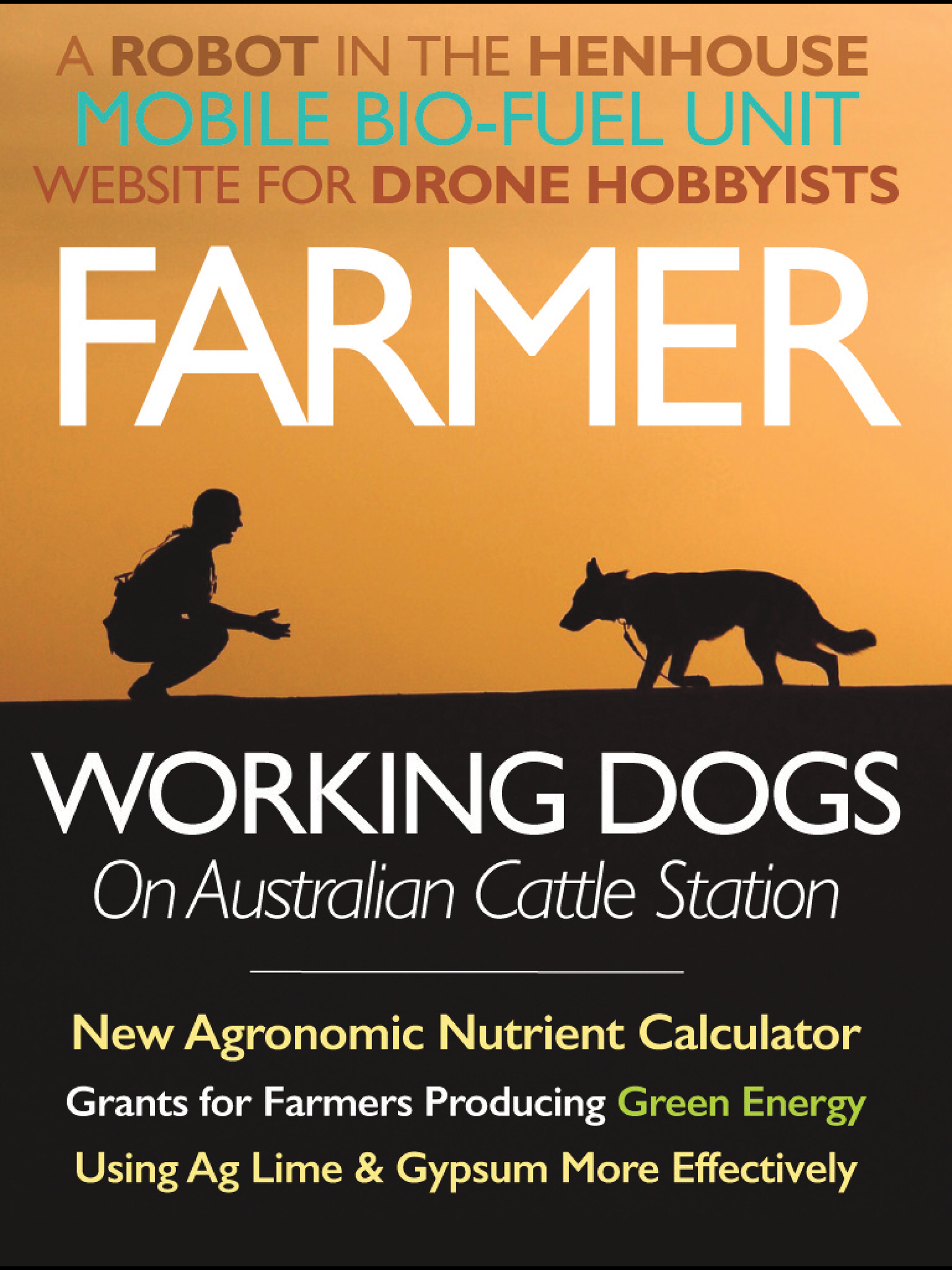 Farmer magazine June 2016 cover